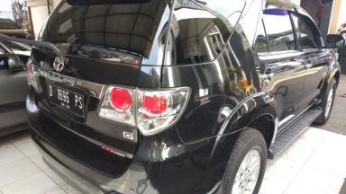 2013 Toyota Fortuner G - Matic Good Condition Harga Murah Tinggal Bawa (s-5)