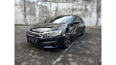 2017 Honda Civic Turbo ES