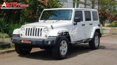 2012 Jeep Wrangler - Barang Antik