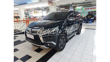 2018 Mitsubishi Pajero Sport dakar rockford
