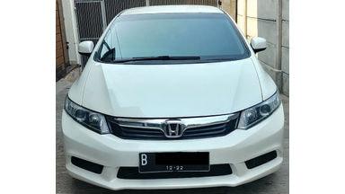 2012 Honda Civic - Full Service Honda Terus