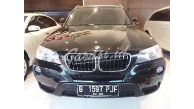 2012 BMW X3 XLINE - Harga Menarik