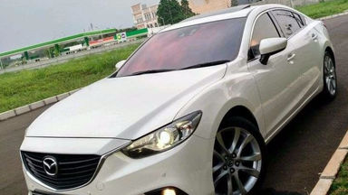 2014 Mazda 6 - SIAP PAKAI!
