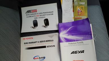 2015 Toyota Agya G TRD - KM 21 RB record - Pajak Juny 2019 (s-8)