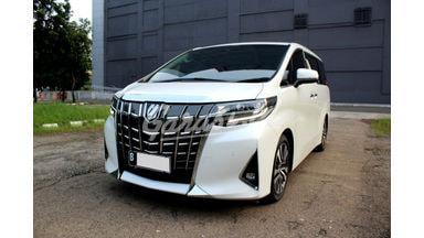 2020 Toyota Alphard G ATPM