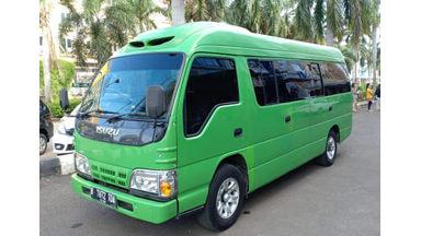 2015 Isuzu Elf Minibus Long NKR55 LWB - Tangan pertama dari baru, Jarang pakai