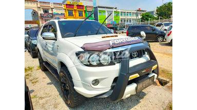 2010 Toyota Fortuner TRD S - Mulus Pemakaian Pribadi