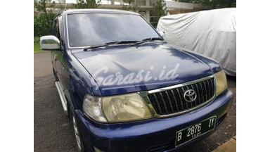 2002 Toyota Kijang lgx - Siap Pakai