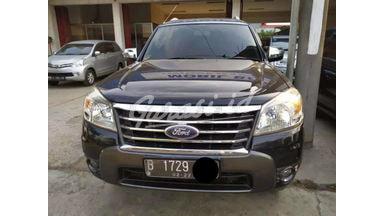 2011 Ford Everest XTL - SIAP PAKAI!