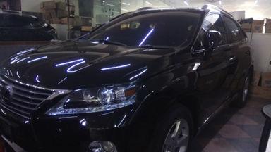2013 Lexus RX 270 - Barang Bagus Siap Pakai