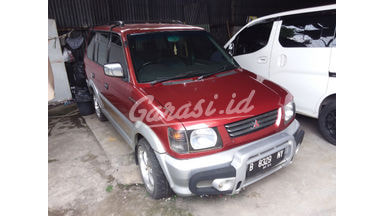 2002 Mitsubishi Kuda Super exceed