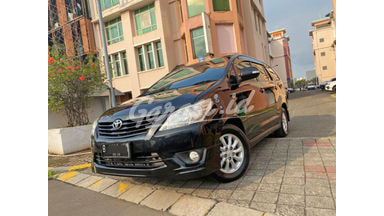 2013 Toyota Kijang Innova G Luxury