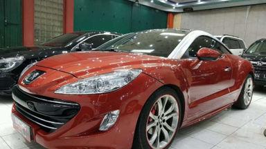 2012 Peugeot RCZ coupe AT - Istimewa Siap Pakai