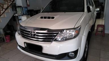 2014 Toyota Fortuner G - SIAP PAKAI