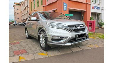 2015 Honda CR-V i-vtec