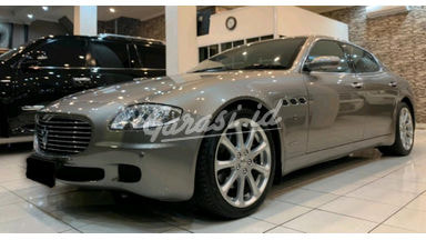 2008 Maserati Quattroporte Quattroporte