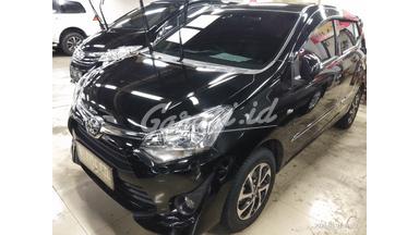 2019 Toyota Agya g - Low KM Seperti Baru