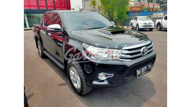 2017 Toyota Hilux G - Mulus Siap Pakai