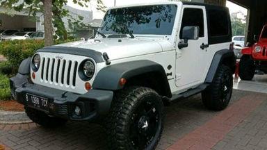 2011 Jeep Wrangler JK SPORT 3.8 - istimewa