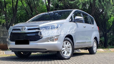 2018 Toyota Kijang Innova V Lux