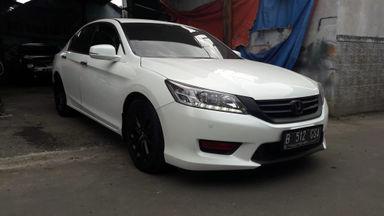 2013 Honda Accord 2.4 VTiL - MULUS SIAP PAKAI