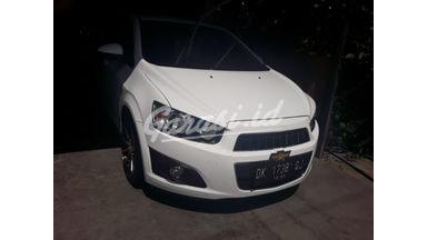 2013 Chevrolet Aveo LT - Terawat Siap Pakai