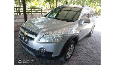 2010 Chevrolet Captiva LSX