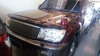 2000 Toyota Land Cruiser VX Limited - Kondisi Ciamik