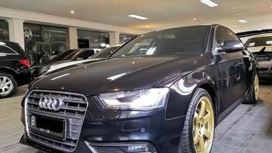 2013 Audi A4 1.8 AT - Unit Super Istimewa