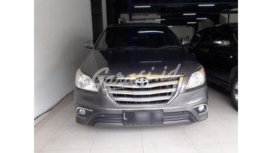 2014 Toyota Kijang Innova V - Cakep & Siap Pakai
