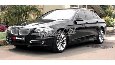 2014 BMW 520d modern