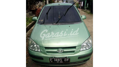 2004 Hyundai Getz GL - Good Condition