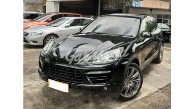 2011 Porsche Cayenne 3.6 CBU Turbo - Limited Like New Istimewa Ready Credit