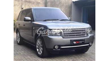 2011 Land Rover Range Rover Vogue V8 Supercharged 4x4 - Barang Istimewa Harga Menarik Bisa Credit