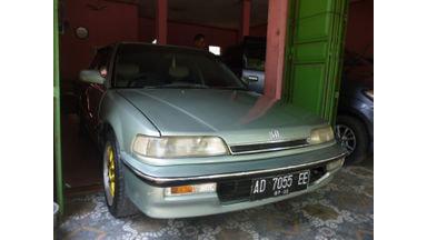 1990 Honda Civic mt - Unit Istimewa