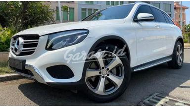 2016 Mercedes Benz Glc-250 Exclusive - Unit Bagus Bukan Bekas Tabrak