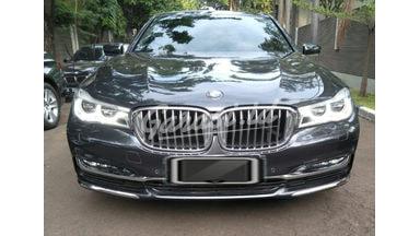 2018 BMW 4 Series 740Li