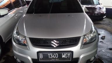 2012 Suzuki Sx4 X-Over - Favorit Dan Istimewa
