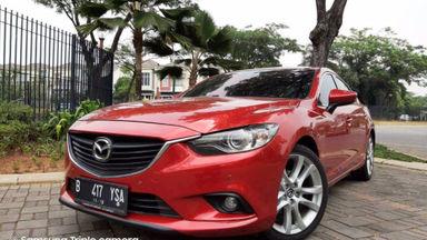 2014 Mazda 6 - Siap Pakai & Nego
