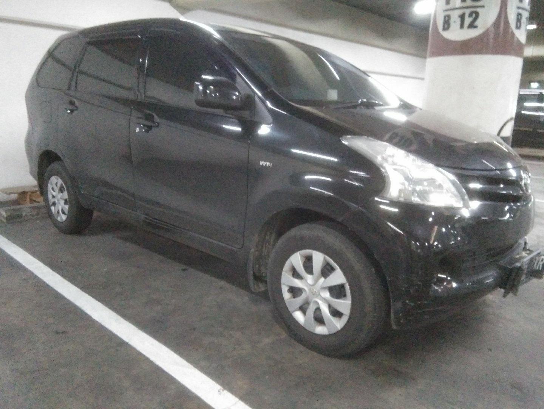 2012 Toyota Avanza E
