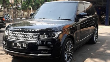2014 Land Rover Range Rover Vogue Autobiography - Unit Super Istimewa Seperti Baru