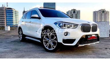 2017 BMW X1 panoramic xline sdrive18i f48 - Mobil Pilihan