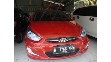 2012 Hyundai Avega mt - Unit Istimewa