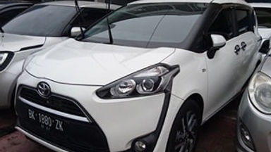 2016 Toyota Sienta Q - Unit Super Istimewa