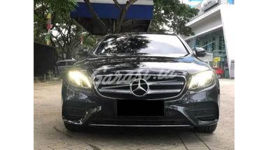 2018 Mercedes Benz E-Class E300 - Siap Pakai