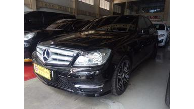 2013 Mercedes Benz C-Class C250 AMG AVG - Barang Istimewa Dan Harga Menarik