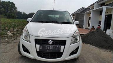 2014 Suzuki Splash GL - SERVIS RECORD