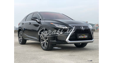 2016 Lexus RX Luxury - Mobil Pilihan