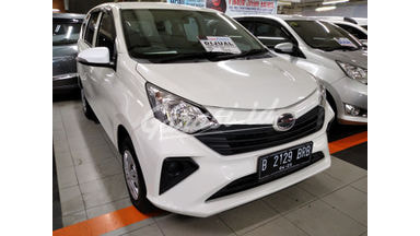 2020 Daihatsu Sigra D