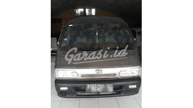 1993 Daihatsu Zebra L - Tdp Minim